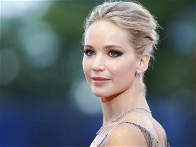 Jennifer Lawrence Sustains Eyelid Injury While Shooting A Netflix Movie Scene