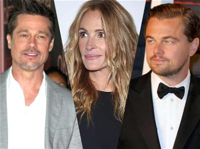 Brad Pitt, Julia Roberts, Leo DiCaprio and Other A-Listers Fight for Their Money Before the Sale of The Weinstein Company