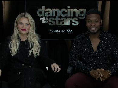 In an Exclusive New Interview Kel Mitchell's 'Dancing With The Stars' Partner Reveals What He Was Like On Set