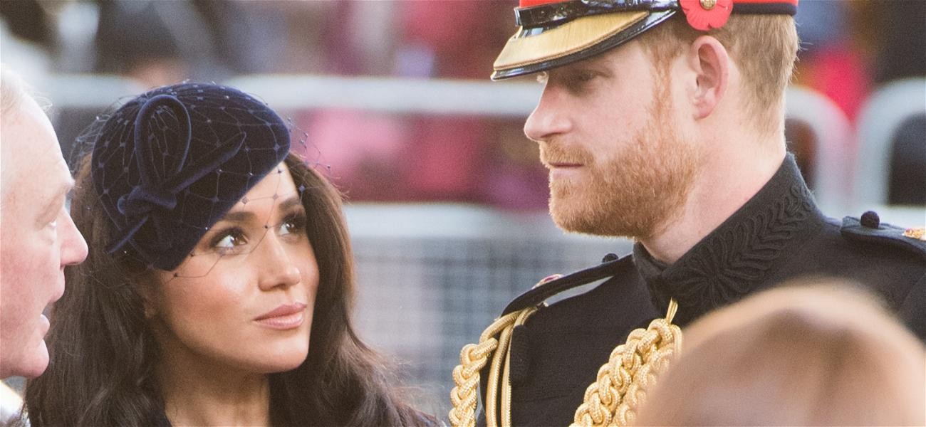 Increasing Anger In The U.K. At Meghan and Harry