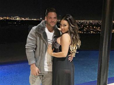 Ronnie Ortiz-Magro's Ex Arrested After Allegedly Dragging Him from a Car with Their Daughter in the Back Seat