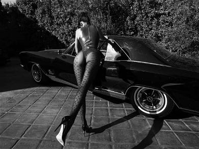 Kendall Jenner Makes Eyes Pop in Booty Baring Photoshoot