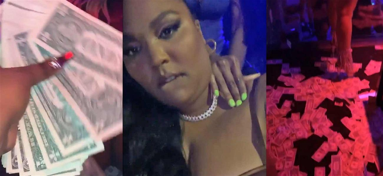 Lizzo Had a Better Wednesday Night Than You: ATL Strip Club and Waffle House