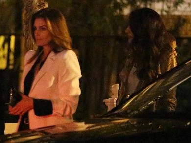 Amal Clooney Has Girls' Night Out with Cindy Crawford Amid Reports of Troubled Marriage