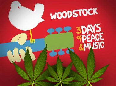 Peace, Love & Legal War: Woodstock Sues Marijuana Competitor