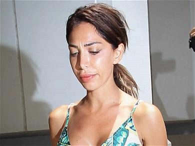 Farrah Abraham Pleads Guilty to Resisting Arrest, Ordered to Take Anger Management Classes