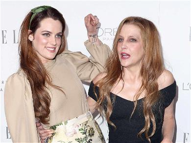Lisa Marie Presley's Daughter, Riley Keough, Shows Up for Support During Custody War