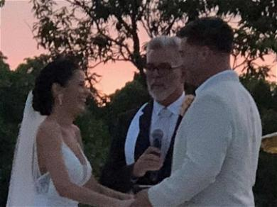 MTV 'Challenge' Star Chris 'CT' Tamburello Gets Married