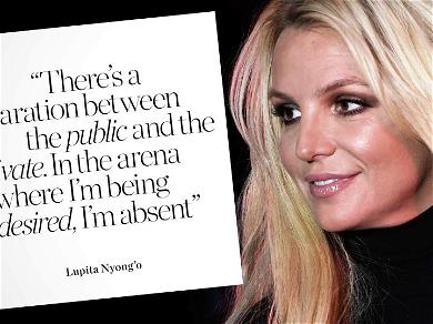 Decoding Britney Spears' Lupita Nyong'O Quote, What Does the Princess of Pop Mean?