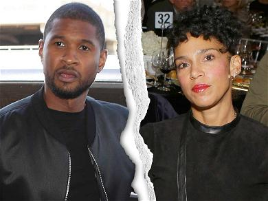 Usher Files for Divorce from Wife Grace Miguel