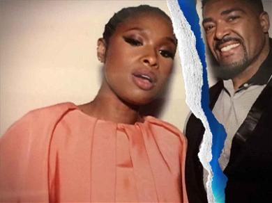 Jennifer Hudson Gets Temporary Custody of Child & Family Home after Filing for Protection