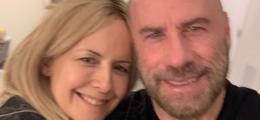 John Travolta Spotted Near Scientology HQ Days Before Kelly Preston's Death