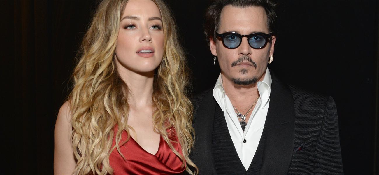 Amber Heard Worried She Will Be 'Demonized' In Johnny Depp Lawsuit, Wants Details Kept Private