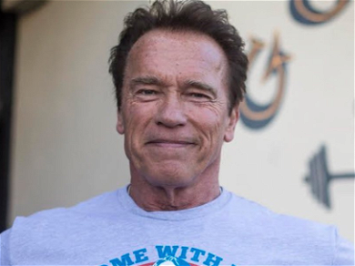 Arnold Schwarzenegger Drops Epic Instagram Flex While Skiing with Clint Eastwood