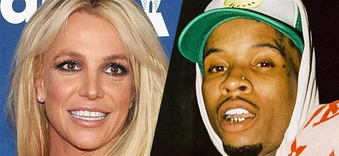 Tory Lanez Ties Up Britney Spears Lookalike In Rope For 'Most High' Video