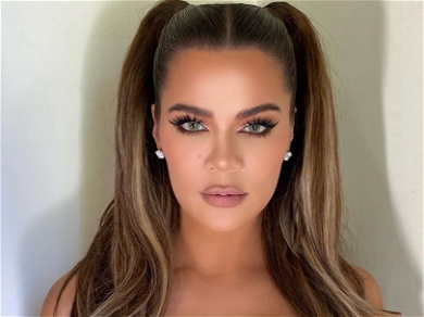 Khloe Kardashian Flaunts Insane Booty During 5 AM Workout In Skintight Spandex