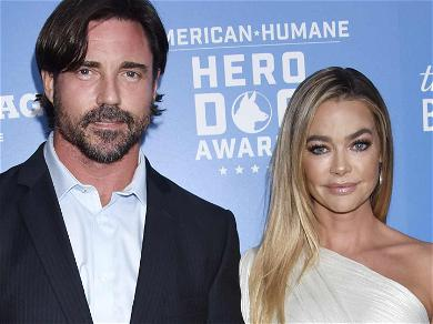 'RHOBH' Star Denise Richards Praises Husband Aaron Phypers After Hand Crushing Threat