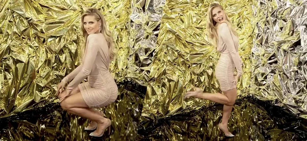 Heidi Klum Gushes About 'AGT: The Champions' Welcoming Her Back: 'I Didn't Expect It!'