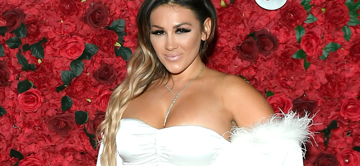 'Jersey Shore' Star Ronnie Ortiz-Magro's Ex Jen Harley Hangs With Celebrity Dentist After Court Victory