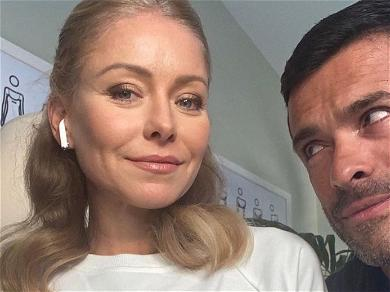 Kelly Ripa Attracts Explicit Adult Comment In Tiny Waist Video
