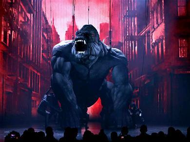 King Kong Traveling East to Headline in Japan