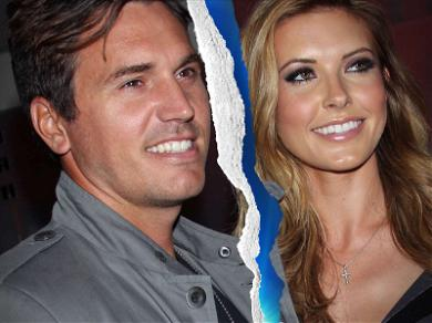 Audrina Patridge Files for Divorce: He Shoved Me While I Held Our Baby, Threatened Suicide