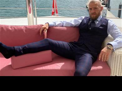 Conor McGregor: I Don't Care That I Lost, I Have A Huge Mega Yacht