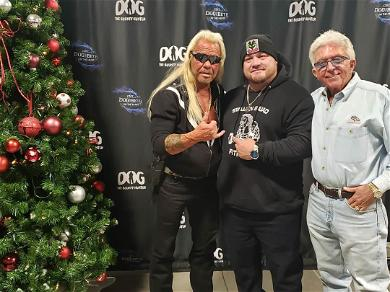 Dog The Bounty Hunter Book Signing