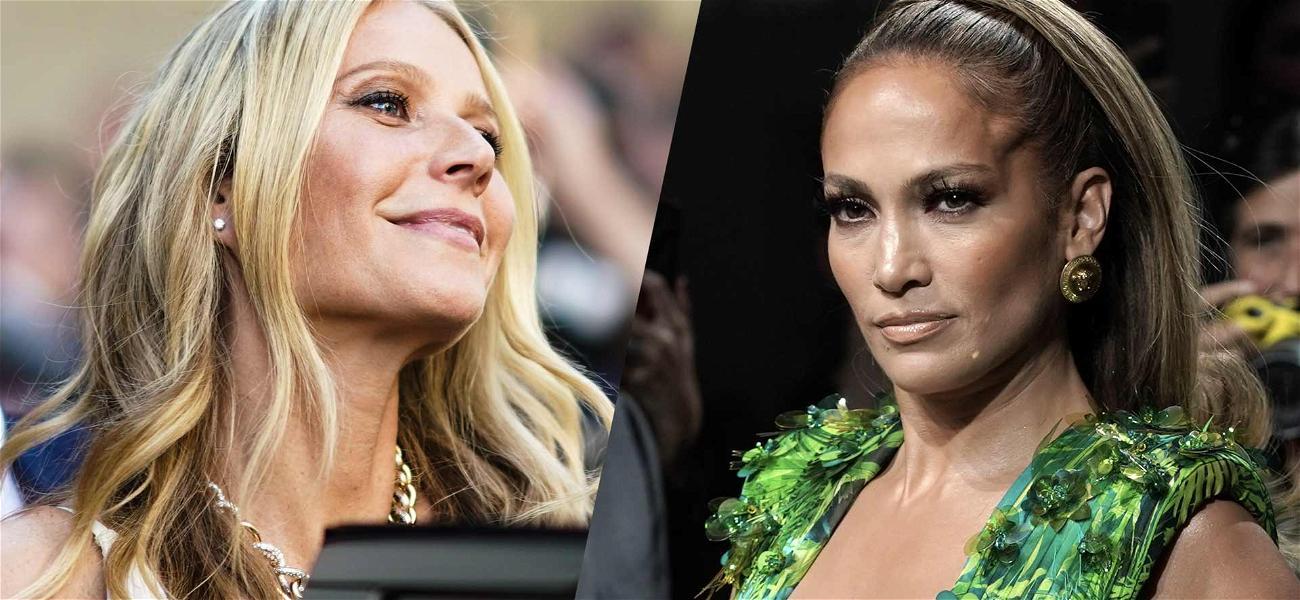 Jennifer Lopez' Interview Slamming Gwyneth Paltrow Is Going Re-Viral Due To Oscar Buzz
