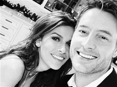 'This Is Us' Star Justin Hartley Fuels Marriage Rumors At 'MTV Movie & TV Awards'