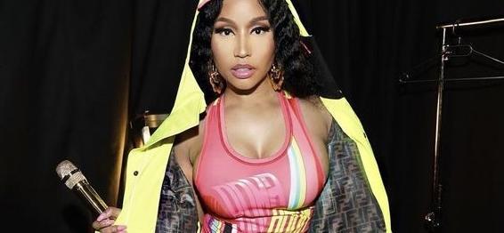 Nicki Minaj Turns Heads In Her Pink Friday Looks As She Keeps Promoting Her Album 10-Year-Anniversary
