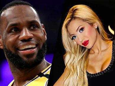 'Courtside Karen' AKA Juliana Carlos Apologizes To LeBron James After Meltdown