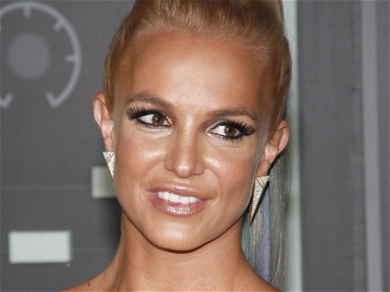 Britney Spears Raises Alarm With 'Rubber Skin' In Swimsuit