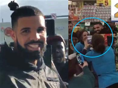 Drake Drops Thousands to Buy Groceries for Entire Store in Miami!