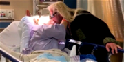 New Footage Shows 'Dog' And Beth Chapman Kissing Before Her Death