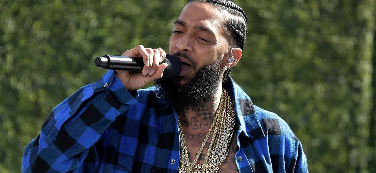 Nipsey Hussle Contributions Will Be Entered into U.S. Congressional Record