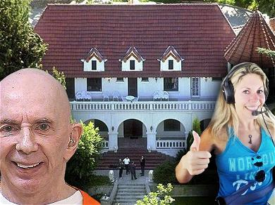 Phil Spector Splits Creepy Castle with Ex-Wife, Keeps Diamond Cufflinks from Elvis in Divorce Settlement