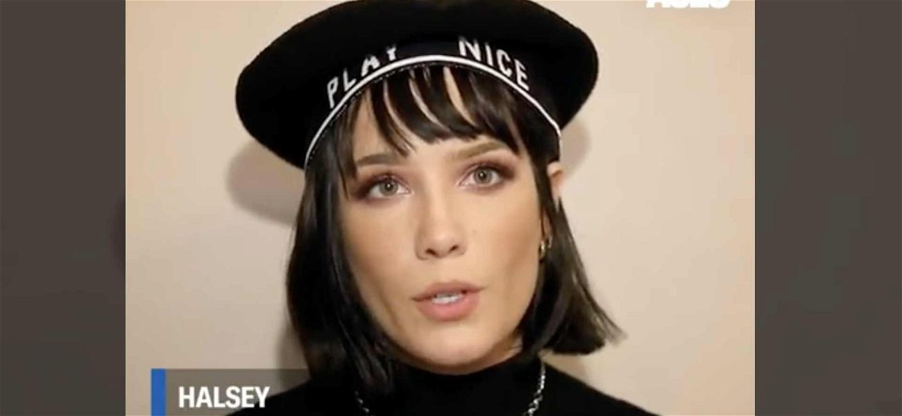 Halsey Joins Fight Against Anti-Abortion Law: 'This Is Our Moment to Speak Up'