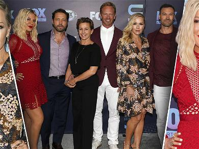 Shannen Doherty Missing From '90210' Upfronts, But All is Well in Beverly Hills