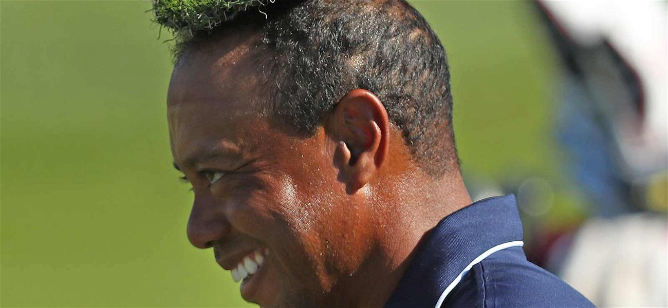 Tiger Woods Has Grass On the Mind Before The Ryder Cup