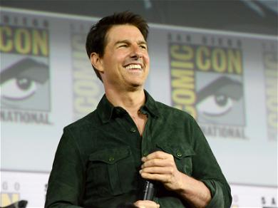 So What's With The New Attention Tom Cruise's Smile Is Getting?