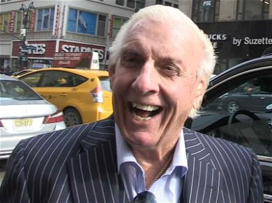 Ric Flair Says He's Feeling Great, But Won't Wrestle Ever Again