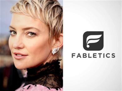 Kate Hudson's Fabletics Files Fab Lawsuit Against Alleged Copycat