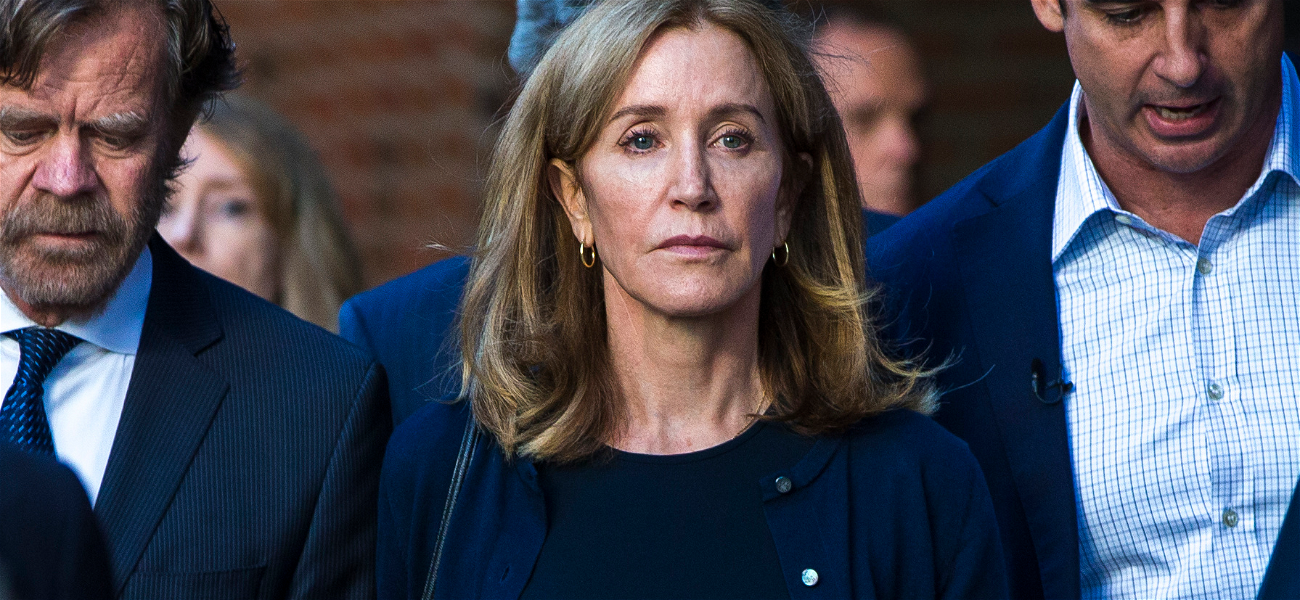 Felicity Huffman Can't Open New Credit Cards After Prison Release