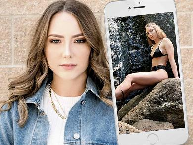 Eminem's Daughter Hailie Jade Stuns In Sexy Snakeskin While Teasing Workout Videos