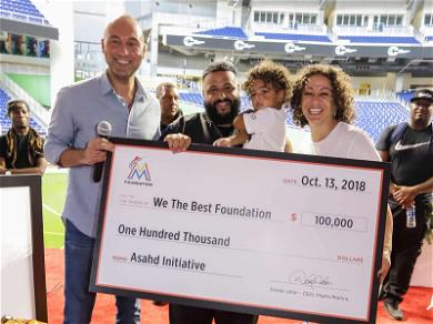DJ Khaled Celebrates Son's 2nd Birthday with Epic Charity Bash