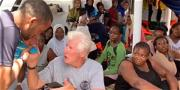 Richard Gere Mocked By Italian Officials After Boarding Migrant Ship Amid Euro Standoff
