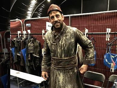 Aaron Rodgers Landed a Side Gig as an Extra on 'Game of Thrones'