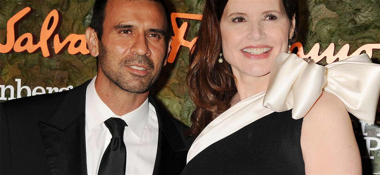 Geena Davis Says Her Ex Is Too Smart to Think They Were Legally Married