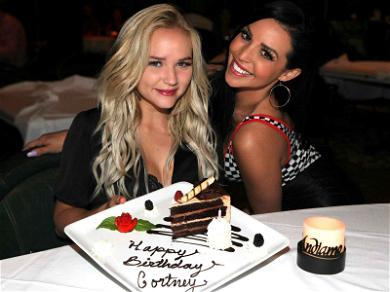 'Vanderpump Rules' Star Scheana Marie Treats Her Lil Sister to Sin City on 21st Bday